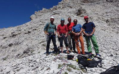 Dolomiten – mittendrin statt nur dabei