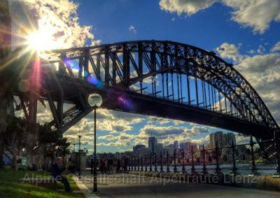 02 Sydney Harbor Bridge