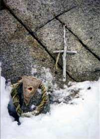 1959 Grab von Egger Toni