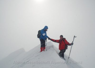 54 Mt. Ruapehu-Gipfel