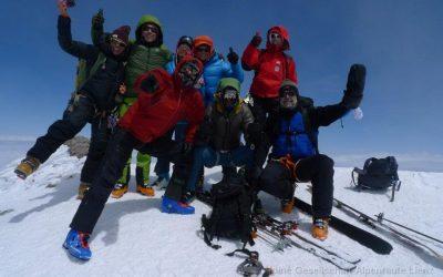 Elbrus, 5642m