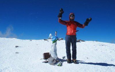 Aconcagua, 6962m
