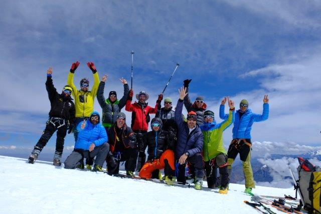 5 x 5000m und 2 x 6000m – Schitourenexpedition in den Bolivianischen Anden