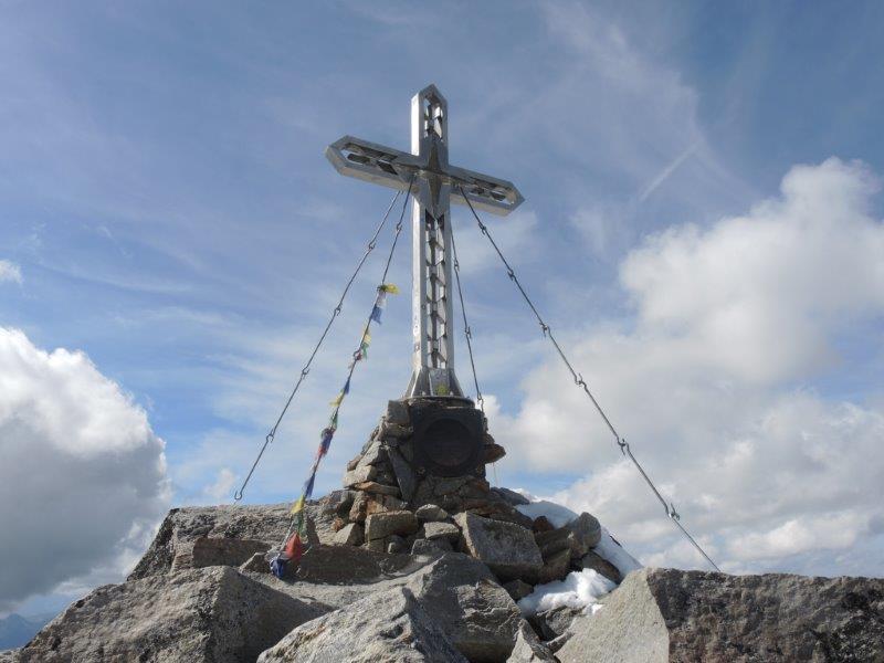 Der Weg zur Tauernfürstin – Hochalmspitze, 3360m