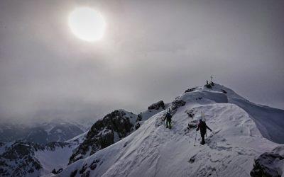 """""""Keilspitze +"""" – Über und rund um Keilspitz- und Schartenkamm in den Lienzer Dolomiten"""