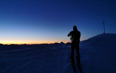 Schidurchquerung der Defregger Alpen am 08.02.2020