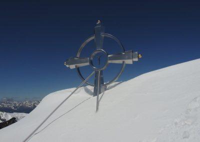 Glödis Gipfelkreuz