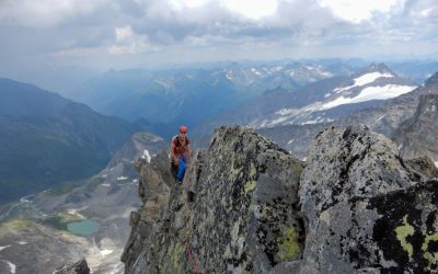 Urlaub Dahoam – Klettern in der Venediger Gruppe