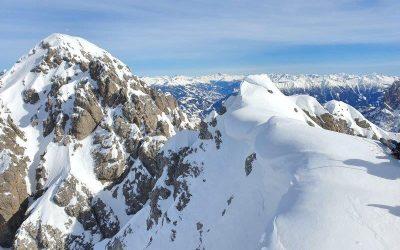 Wintertour auf den Leisacher Spitz (Spitzkofel, 2.717m)