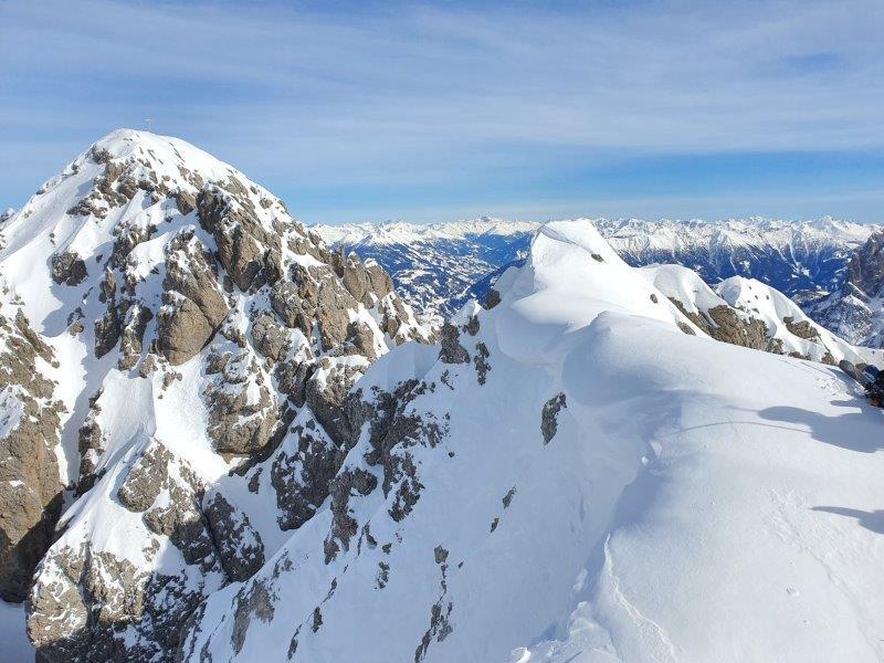 Wintertour auf den Leisacher Spitz (Spitzkofel, 2.717m